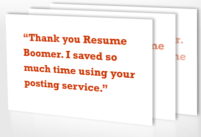 Resume Posting Services Resume Blasting Sites Testimonials